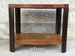Ancienne table basse art deco style royere coffee table forme libre coffee
