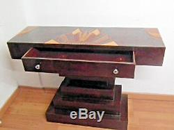 Console Pyramide Palissandre