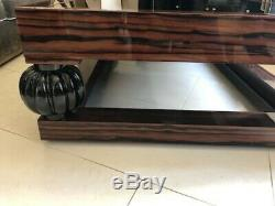 Grande table basse style Art Deco